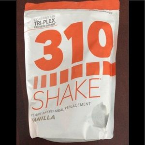 310 Nutrition Vanilla Shake Meal Replacement 776g